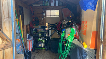 basement, shed, and garage cleanout & junk removal