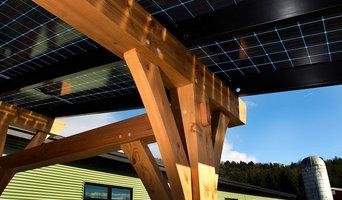 Solar Canopy - Waterbury VT