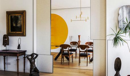 Se un Collezionista Incontra un Architetto Appassionato di Arte