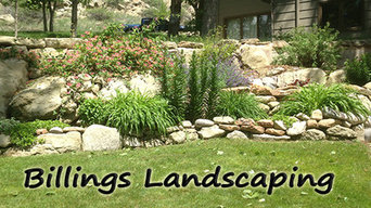 Landscape Renovation for Bjordahl Residence