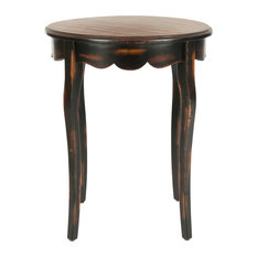 Safavieh   Safavieh Kailey Round Side Table   Side Tables And End Tables