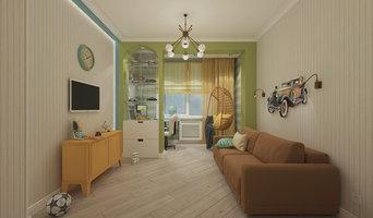 Детская комната для школьника коллекционера Ретро-автомобилей