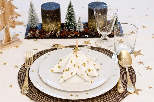 Fai da te - Tovaglioli albero di Natale