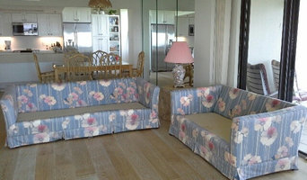What an UP-DATE IN TIME AND STYLE. Just installed these drop cloth slipcovers, o