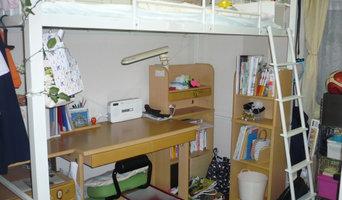 女子中学生の子ども部屋