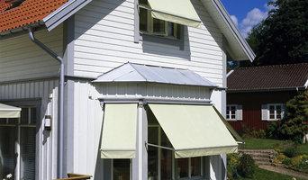 Fönstermarkiser