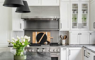 Kitchen Tour: A Stylish White Kitchen With Masses of Storage