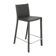 Streamline Counter Height Stool  Gray