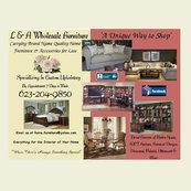 Bedroom Furniture Glendale Az l & a wholesale furniture - glendale, az, us 85308
