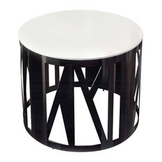 """Amboan """"Lines"""" End Table"""