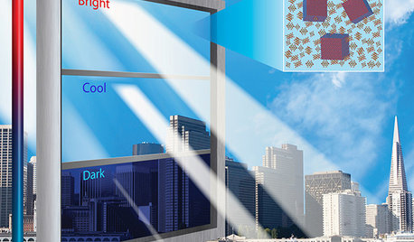 Is It Curtains for Curtains? Smart Glass Eliminates Window Coverings