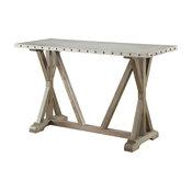 Coaster Sofa Table, Driftwood