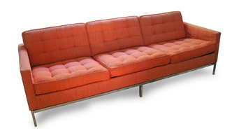 Mid-Century Florence Knoll Sofa - SOLD