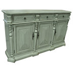 Hooker Furniture Opus Designs Claire Hutch And Vanity