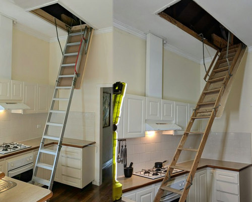 Attic ladders for Older Properties by Attic Lad WA - Shutters, Blinds & Curtains