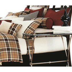 Elegant Rustic Sheet And Pillowcase Sets by Mystic Valley Traders
