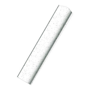 96-Inch Bermuda Sand Swanstone CM-2096-040 Solid Surface 2-Pieces Shower Molding Kit