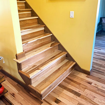 Character Hickory Stair Treads