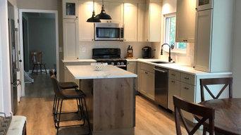 Shelley - Kitchen Design & Install