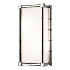 """Robert Abbey Meurice S Wall Meurice 14"""" Single Light Bathroom Sconce"""