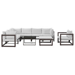 Transitional Outdoor Lounge Sets by Modway
