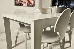 Abbinamento colore cucina/tavolo da pranzo