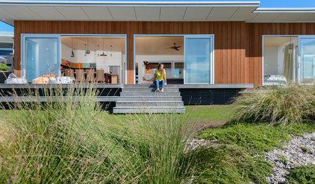 Beach homes for Beach house builders new zealand