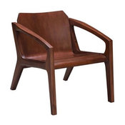 Perth Occasional Chair, Chestnut