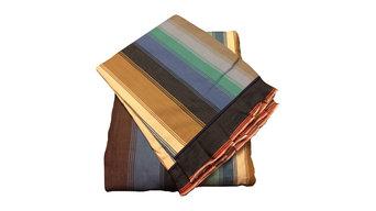 Elegan Shades - 100% Cotton Flat Bedsheet - King