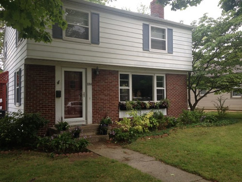Need Help Updating Exterior 1950s Colonial