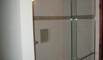 Rolaire Shower Door