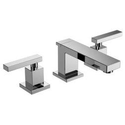 Nice Modern Bathroom Sink Faucets Newport Brass Skylar Widespread Bathroom Faucet