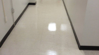 Before & After Tile Cleaning in Bardstown KY