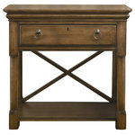 Pennsylvania House - Universal Furniture New Lou Nightstand - New Lou Collection