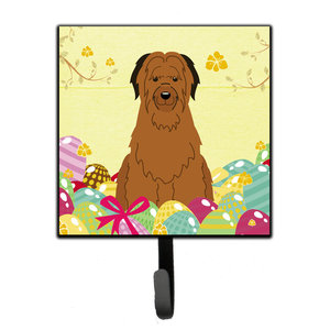 Easter Eggs Bullmastiff Leash Key Holder Contemporary Wall Hooks By The Store