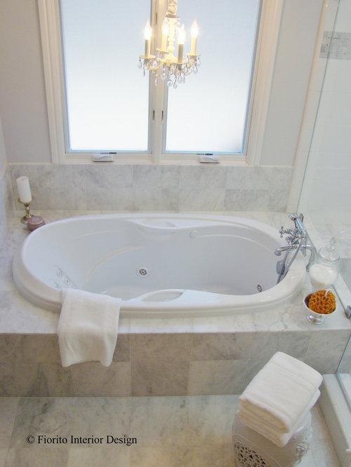 Master bathroom San Jose, CA by Interior Designer Jeff Fiorito - Products