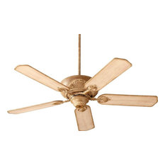 50 most popular ceiling fans with pine blades for 2018 houzz quorum quorum chateaux 52 ceiling fan french umber ceiling fans aloadofball Gallery