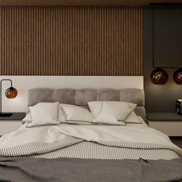 Minimalist contemporary house design