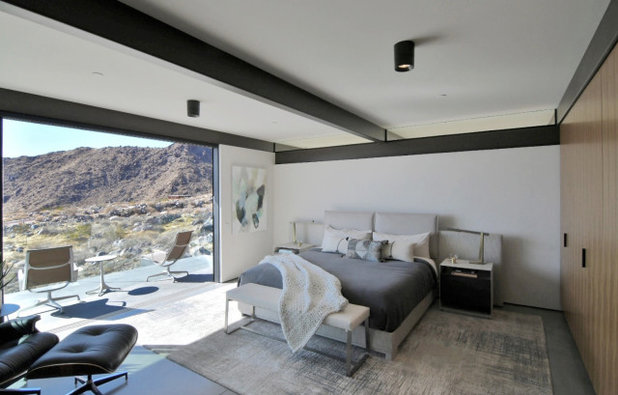 Architect Ray Kappe's Work Debuts in the California Desert