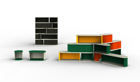 New Solutions for Urban Living Unveiled in Singapore's Design Fair