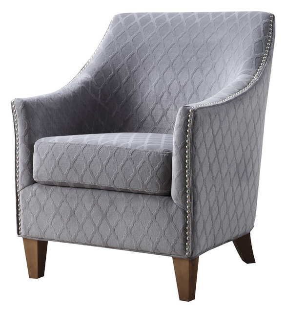 Kinsley Accent Chair Graphite