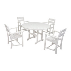 Ivy Terrace�� Classics 5-Piece Dining Set in White