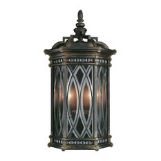 Fine Art Lamps 611881ST Warwickshire Iron Patina Outdoor Coupe