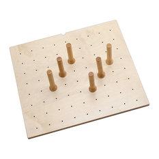 "Rev-A-Shelf 4DPS-2421 Wood Peg Drawer Insert System 24-1/4"""