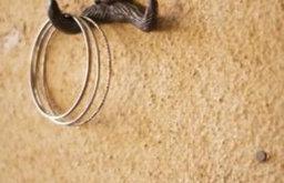 Cast Iron Mustache Hook