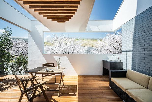 Modern Terrasse by 株式会社seki.design