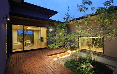 天然木を屋外でも使い、庭を魅力的にするためのコツ