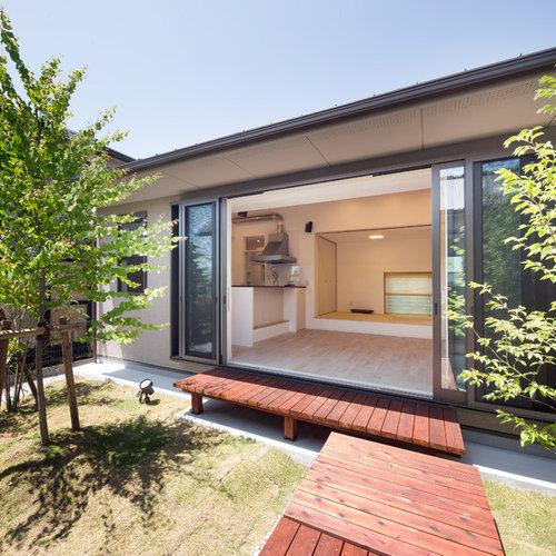 Diseños De Terrazas Asiáticas Pequeñas
