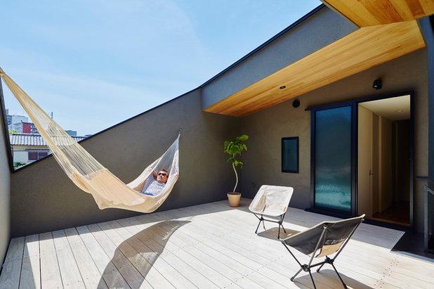 Contemporary Deck by アマキカメラ