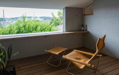 建主夫妻が設計した、自然体が心地よい町になじむ家
